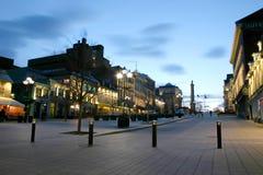 Μόντρεαλ παλαιό Στοκ Φωτογραφία