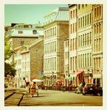 Μόντρεαλ παλαιό Στοκ φωτογραφίες με δικαίωμα ελεύθερης χρήσης