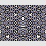 Μόρια νερού, nontrivial αφηρημένο σχέδιο χρώματος, διάνυσμα άνευ ραφής διανυσματική απεικόνιση