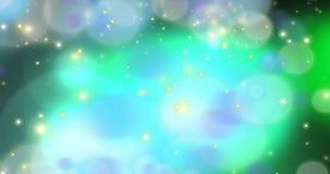 Μόρια - πράσινη περιτύλιξη θάλασσας ελεύθερη απεικόνιση δικαιώματος