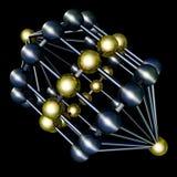 μόρια Στοκ Εικόνες