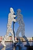 μόριο ατόμων του Βερολίνο Στοκ Φωτογραφίες