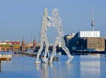 μόριο ατόμων Στοκ φωτογραφίες με δικαίωμα ελεύθερης χρήσης
