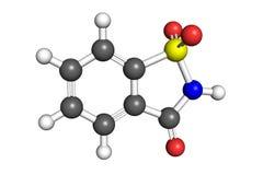 Μόριο σακχαρίνης απεικόνιση αποθεμάτων