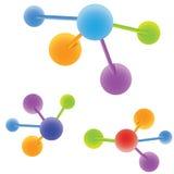 Μόριο διανυσματική απεικόνιση