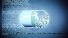 Μόριο DNA απεικόνιση αποθεμάτων