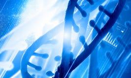 Μόριο DNA Στοκ Εικόνα