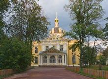 Μόσχα Θερινή εκκλησία της μεσολάβησης Στοκ εικόνες με δικαίωμα ελεύθερης χρήσης