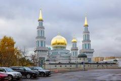 Μόσχα κεραμικό μουσουλμανικό τέμενος Πετρούπολη ST τεμαχίων ντεκόρ καθεδρικών ναών Στοκ Εικόνες