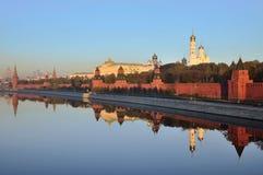 Μόσχα Κρεμλίνο Στοκ φωτογραφίες με δικαίωμα ελεύθερης χρήσης