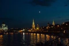 Μόσχα Κρεμλίνο στοκ φωτογραφία
