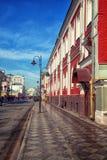 Μόσχα - 18 Μαρτίου: Οδός Pyatnitskaya, το ιστορικό κέντρο περιοχή Zamoskvoreche Ρωσία, Μόσχα, στις 18 Μαρτίου 2015 Στοκ εικόνες με δικαίωμα ελεύθερης χρήσης