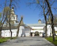 Μόσχα, μοναστήρι spaso-Andronikov Στοκ Εικόνα