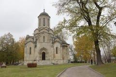Μόσχα Μοναστήρι spaso-Andronikov Στοκ Φωτογραφία