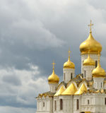 Μόσχα ο καθεδρικός ναός Annunciation Στοκ εικόνες με δικαίωμα ελεύθερης χρήσης
