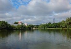 Μόσχα-πόλη Στοκ φωτογραφία με δικαίωμα ελεύθερης χρήσης