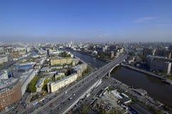 Μόσχα, Ρωσία, κεντρική περιοχή Στοκ Εικόνα