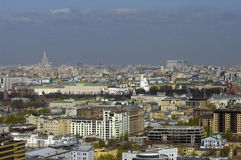 Μόσχα, Ρωσία, Κρεμλίνο, κεντρική περιοχή Στοκ εικόνα με δικαίωμα ελεύθερης χρήσης