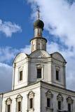Μόσχα Ρωσία Μοναστήρι Andronikov Τοίχοι και πύργοι Στοκ Εικόνα