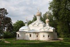 Μόσχα Ρωσία Μουσείο-κτήμα Arkhangelskoye εκκλησία michael αρχαγγέλων Στοκ Φωτογραφία