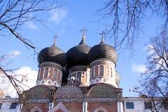 Μόσχα Ρωσία Πάρκο Izmailovo στοκ εικόνα με δικαίωμα ελεύθερης χρήσης