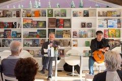 Μόσχα, Ρωσία, στις 2 Ιουνίου 2018: Ανοικτή έκθεση βιβλίων στοκ εικόνες