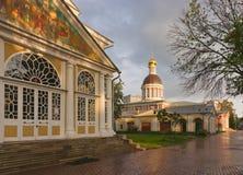 Μόσχα Στο χωριό των παλαιών οπαδών Rogozhsky Στοκ Εικόνες