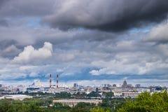Μόσχα στοκ φωτογραφία