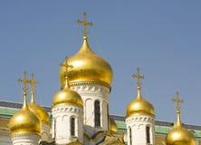 Μόσχα, Annunciation καθεδρικός ναός του Κρεμλίνου Στοκ Εικόνα