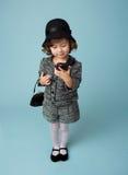 Μόδα ιματισμού παιδιών στοκ φωτογραφίες με δικαίωμα ελεύθερης χρήσης