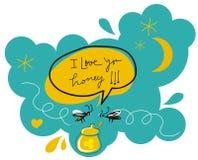μύγες ρομαντικές Στοκ εικόνες με δικαίωμα ελεύθερης χρήσης