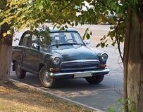μύθος ρωσικά αυτοκινητο στοκ εικόνα