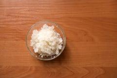 Μύκητας - zooglea «ινδικό θαλάσσιο ρύζι» στοκ εικόνες με δικαίωμα ελεύθερης χρήσης