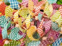 Μύλοι αέρα για το μικρό παιχνίδι παιδιών ` s στοκ φωτογραφίες με δικαίωμα ελεύθερης χρήσης