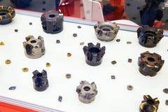Μύλοι και κόπτες για το μέταλλο στοκ φωτογραφία με δικαίωμα ελεύθερης χρήσης