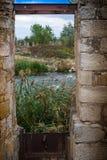 Μύλοι των Μεσαιώνων στοκ φωτογραφία με δικαίωμα ελεύθερης χρήσης