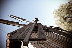 μύλος έννοιας παλαιός Στοκ φωτογραφίες με δικαίωμα ελεύθερης χρήσης