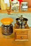Μύλος καφέ Στοκ εικόνες με δικαίωμα ελεύθερης χρήσης