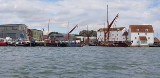 Μύλος παλίρροιας Woodbridge στοκ εικόνα με δικαίωμα ελεύθερης χρήσης