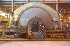 Μύλος σφαιρών Candelaria στο ορυχείο χαλκού Στοκ φωτογραφία με δικαίωμα ελεύθερης χρήσης