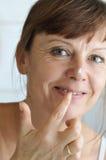 μύτη κηλίδων Στοκ Εικόνες