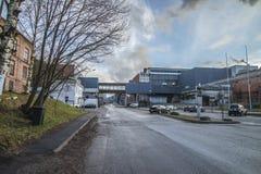 Μύλος εγγράφου Saugbrugs (μέρη του εργοστασίου) Στοκ φωτογραφία με δικαίωμα ελεύθερης χρήσης