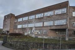 Μύλος εγγράφου Saugbrugs (μέρη του εργοστασίου) Στοκ εικόνα με δικαίωμα ελεύθερης χρήσης