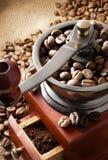 Μύλος καφέ. στοκ εικόνα