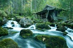 μύλος παλαιός Στοκ Φωτογραφίες
