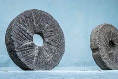 Μύλος Stone Στοκ φωτογραφία με δικαίωμα ελεύθερης χρήσης