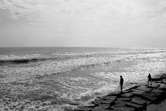 Μώλος Στοκ εικόνα με δικαίωμα ελεύθερης χρήσης