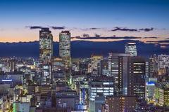 Νάγκουα, Ιαπωνία Στοκ εικόνα με δικαίωμα ελεύθερης χρήσης
