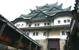 Νάγκουα Castle στοκ εικόνα