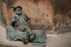 Νάνος Wroclaw, Freudek Στοκ φωτογραφία με δικαίωμα ελεύθερης χρήσης